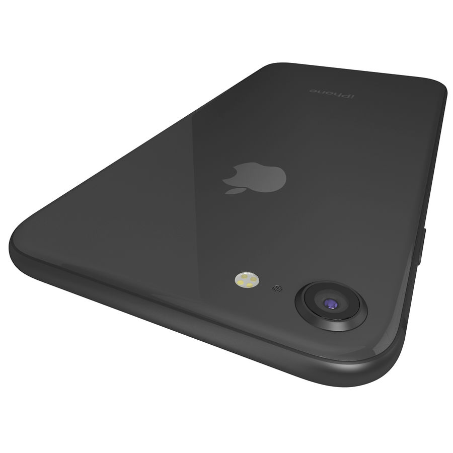 Apple iPhone 8&iPhone Xコレクション royalty-free 3d model - Preview no. 10
