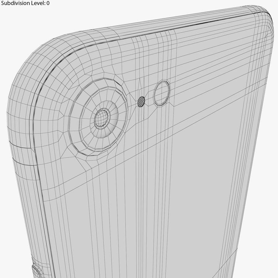 Apple iPhone 8&iPhone Xコレクション royalty-free 3d model - Preview no. 54