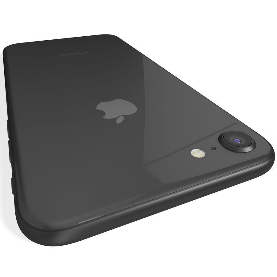 Apple iPhone 8&iPhone Xコレクション royalty-free 3d model - Preview no. 9