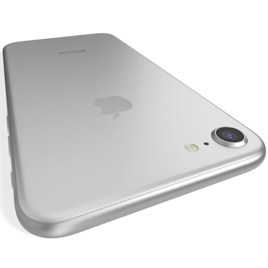 Apple iPhone 8&iPhone Xコレクション royalty-free 3d model - Preview no. 41