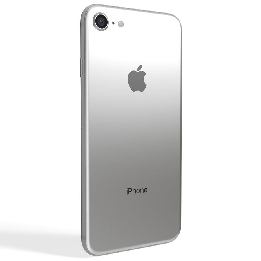 Apple iPhone 8&iPhone Xコレクション royalty-free 3d model - Preview no. 37