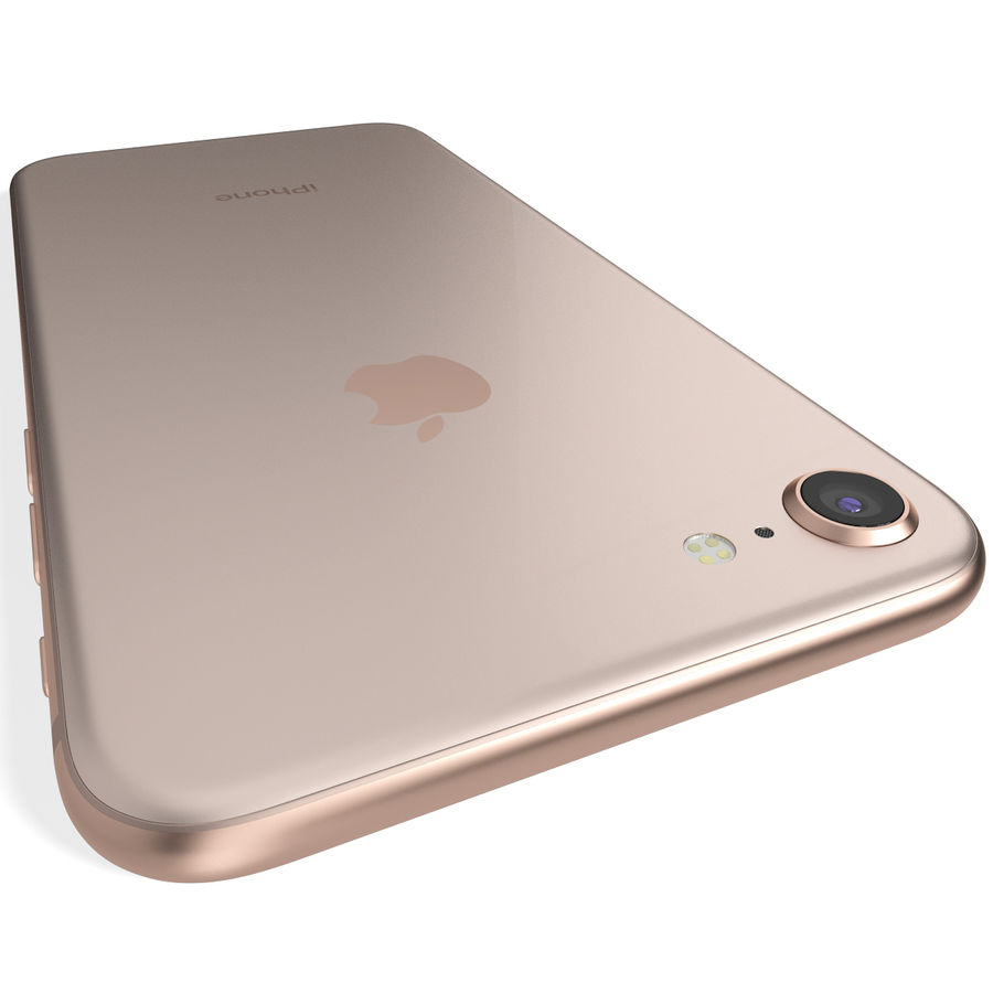 Apple iPhone 8&iPhone Xコレクション royalty-free 3d model - Preview no. 25