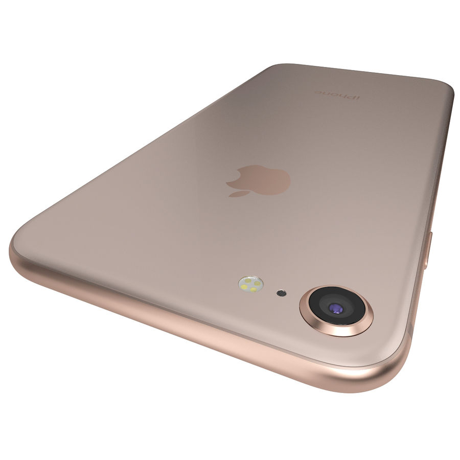 Apple iPhone 8&iPhone Xコレクション royalty-free 3d model - Preview no. 26