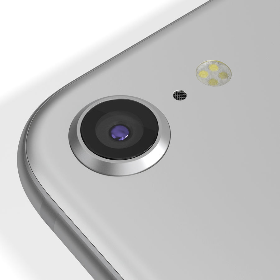 Apple iPhone 8&iPhone Xコレクション royalty-free 3d model - Preview no. 46
