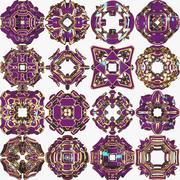 Pack de formas abstractas A3 modelo 3d