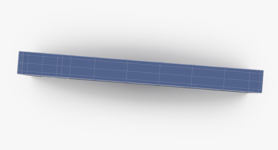 Oud informatiebord royalty-free 3d model - Preview no. 19