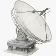 Antenna parabolica Big V2 3d model