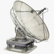 Satellietschotel Big V1 3d model