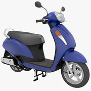 Scooter 04 3d model