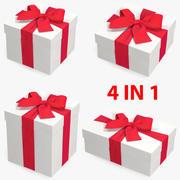 Geschenkboxen-Sammlung 3d model