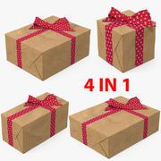 선물 상자 모음 4 3d model
