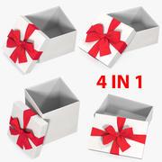 선물 상자 오픈 컬렉션 3d model