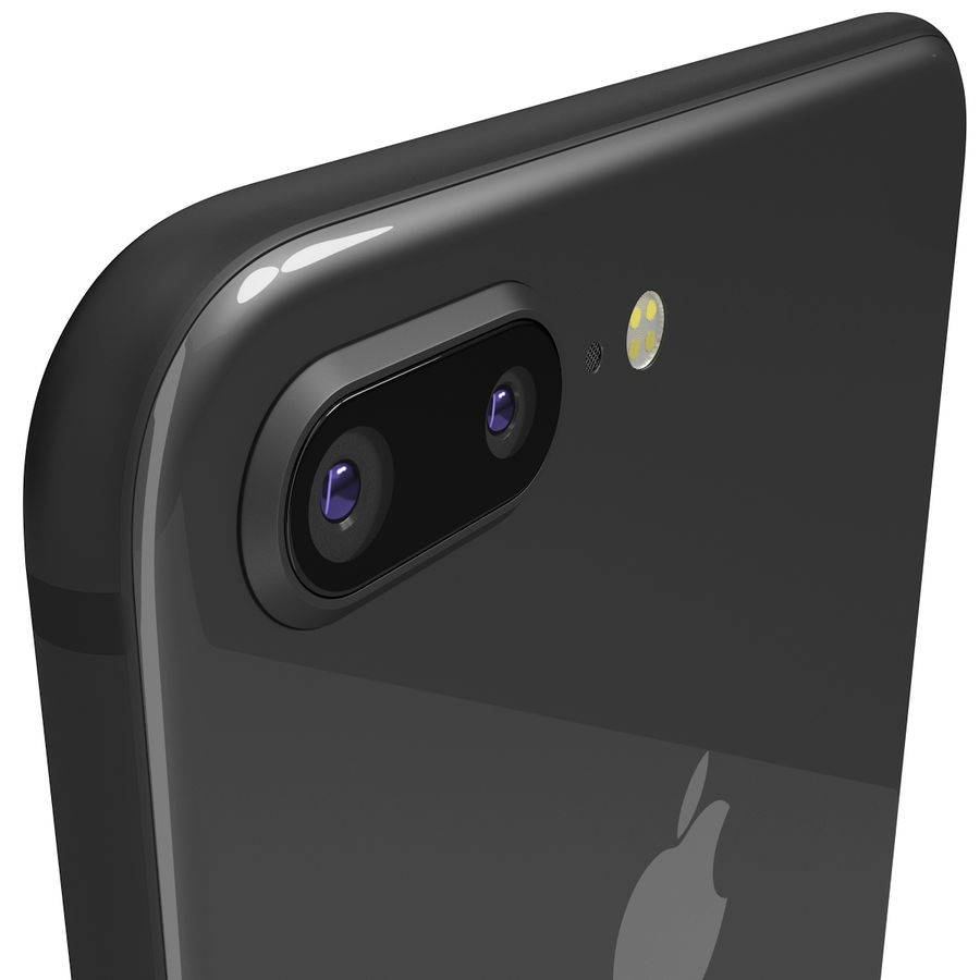 Apple iPhone 8&iPhone 8 Plus&iPhone Xコレクション royalty-free 3d model - Preview no. 65