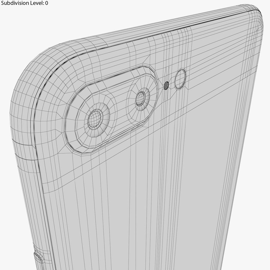 Apple iPhone 8&iPhone 8 Plus&iPhone Xコレクション royalty-free 3d model - Preview no. 112