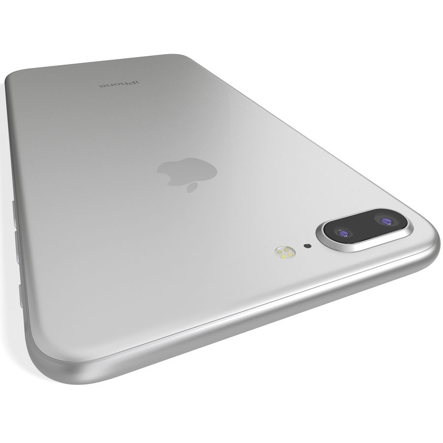Apple iPhone 8&iPhone 8 Plus&iPhone Xコレクション royalty-free 3d model - Preview no. 99