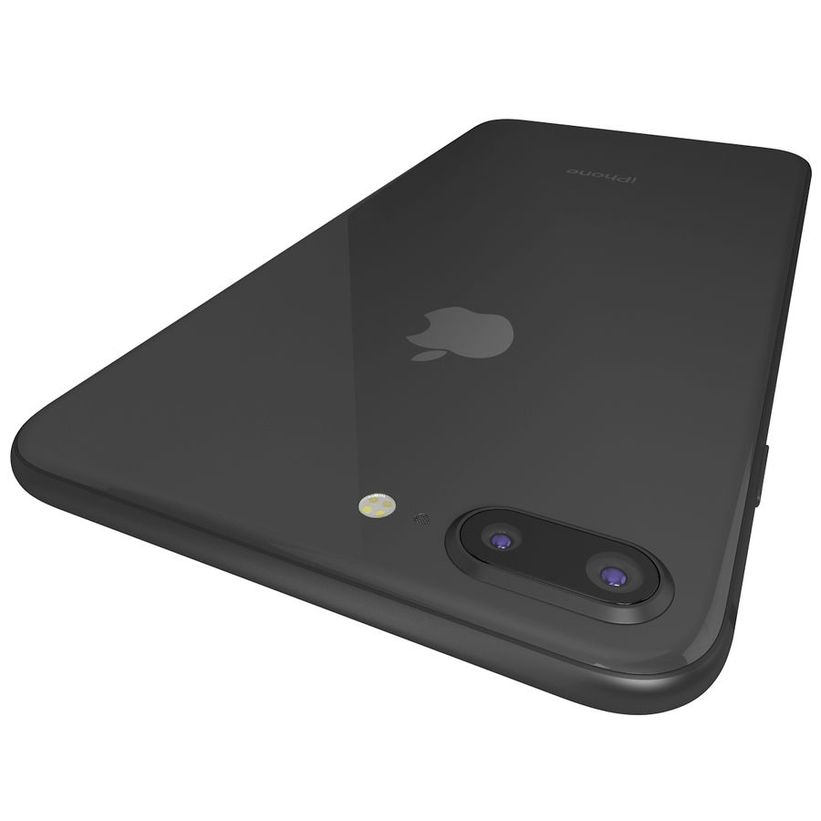 Apple iPhone 8&iPhone 8 Plus&iPhone Xコレクション royalty-free 3d model - Preview no. 68