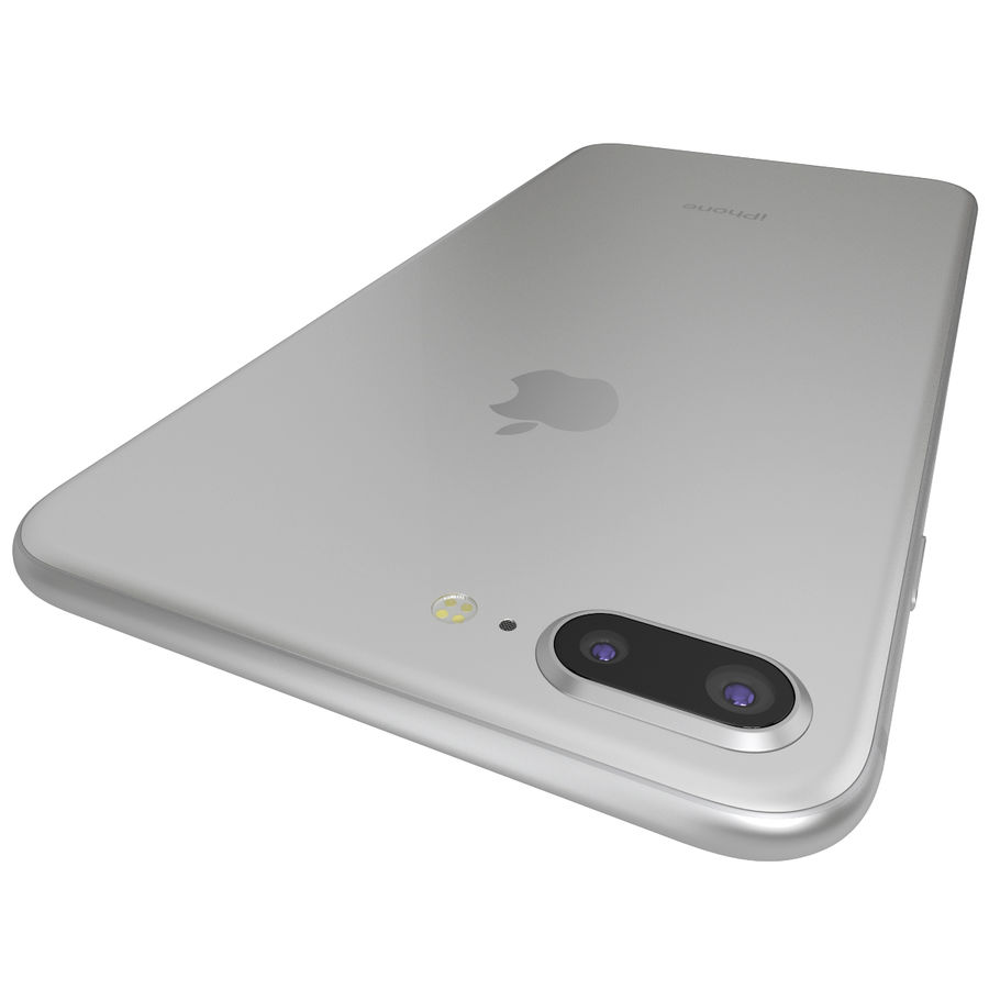Apple iPhone 8&iPhone 8 Plus&iPhone Xコレクション royalty-free 3d model - Preview no. 100