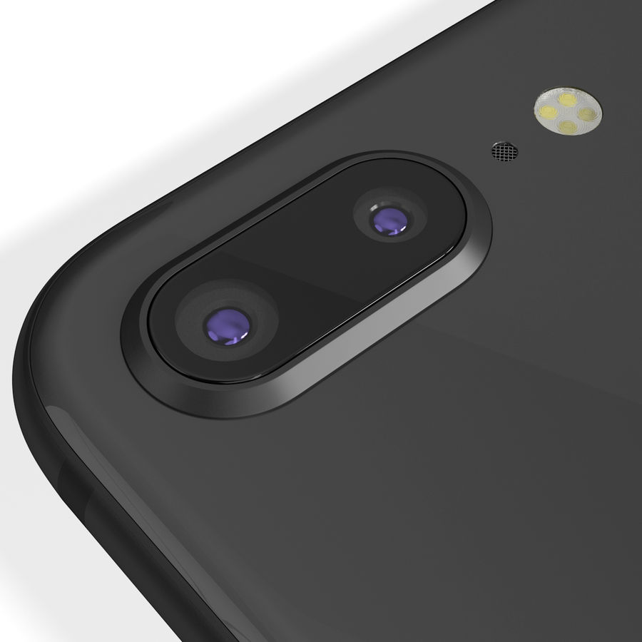 Apple iPhone 8&iPhone 8 Plus&iPhone Xコレクション royalty-free 3d model - Preview no. 72