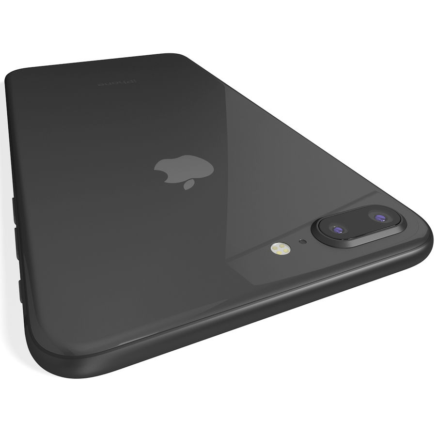 Apple iPhone 8&iPhone 8 Plus&iPhone Xコレクション royalty-free 3d model - Preview no. 67