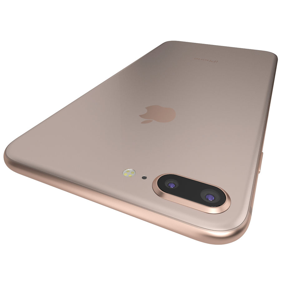 Apple iPhone 8&iPhone 8 Plus&iPhone Xコレクション royalty-free 3d model - Preview no. 84