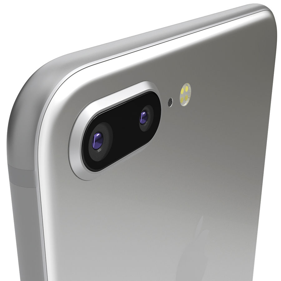 Apple iPhone 8&iPhone 8 Plus&iPhone Xコレクション royalty-free 3d model - Preview no. 97