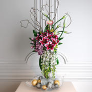 Flower arrangements 3d model