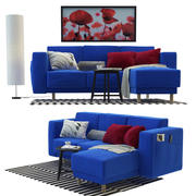 Ikea furniture collection (1) (1) 3d model