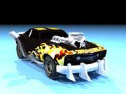AVENGER WARRIOR CAR 3d model