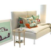 宜家家具系列 3d model