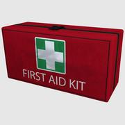 Kit di pronto soccorso - Gioco pronto 3d model