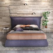 Felis Parker bed 3d model