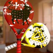 Paddle Racket 3D 3d model