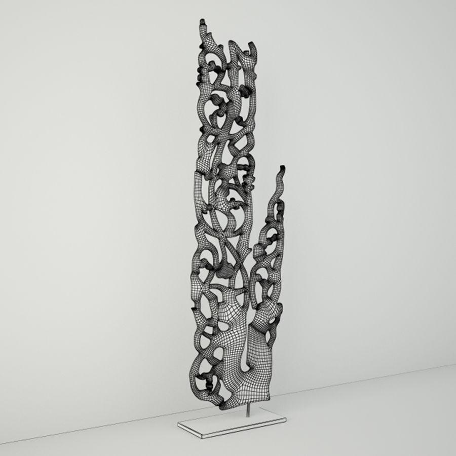 건축 제단 조각 royalty-free 3d model - Preview no. 5