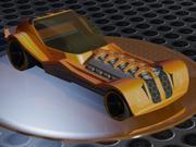 柴油男孩 3d model