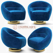 Essential Home _Mansfield armchair 3d model