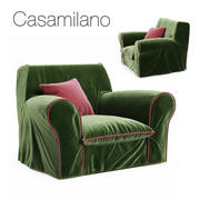 Casamilano GROSSER Sessel 3d model