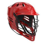 Lacrosse Helmet with Metal Facemask 3d model