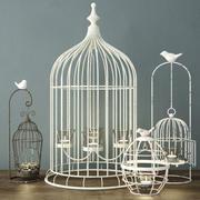 Birdcage Candleholders 3d model