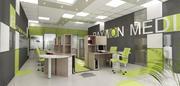 Büro 3d model
