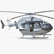 Hafif Genel Maksat Helikopteri Eurocopter EC145 Arma 3d model