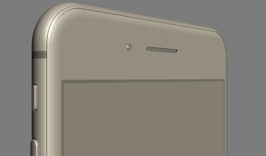 Apple Electronics Collection 2017 v1 royalty-free 3d model - Preview no. 68