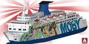 Moby Lines - Фэнтези 3d model