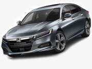 Honda Accord 2018 3d model