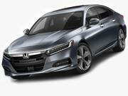 Хонда Аккорд 2018 3d model