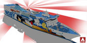 Moby Lines - Томми 3d model
