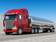 Freightliner Argosy油轮 3d model