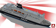SNAV - Лацио 3d model