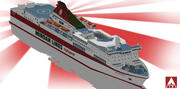 Минойские линии - Прометей 3d model