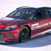 Toyota Camry Nascar 2018 3d model