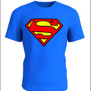 Camiseta Superman modelo 3d